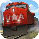 Train Simulator PRO 2018 1.3.7 Apk + Mod + Data for Android