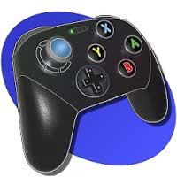 DroidJoy Gamepad Joystick Android thumb