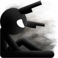 Knife Attacks Stickman Battle Android thumb