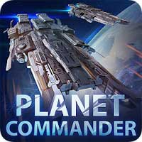 Planet Commander Online Android thumb