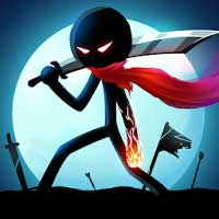 leuge of stickman warrious download free apk