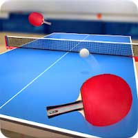 table tennis touch android thumb