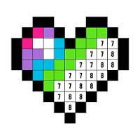 Color by Number: Coloring Book - Pixel Art Android thumb