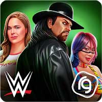 WWE Mayhem 1.21.129 Full Apk + Data for Android