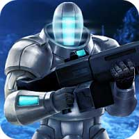 CyberSphere: Sci-fi Shooter Android thumb