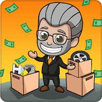 Idle Factory Tycoon 1.59.0 Apk + Mod Money for Android
