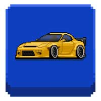 Pixel Car Racer Android thumb