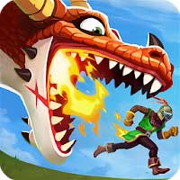 Hungry Dragon 1.28 Full Apk + MOD (Unlimited Money/Coins) + Data Android
