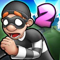 Robbery Bob 2: Double Trouble 1.6.8.4 Apk + Mod for Android