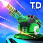 Strategy - Galaxy glow defense Android thumb