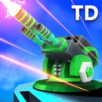 Strategy - Galaxy glow defense Android thumb