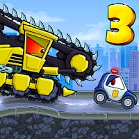 Car Eats Car 3 – Racing Game Android thumb