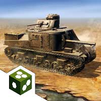 Tank Battle: North Africa Android thumb