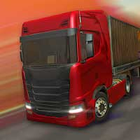 Euro Truck Driver 2018 2.2 Apk + Mod Money + Data for Android