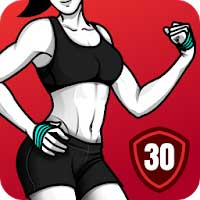 Female Fitness - Women Workout Android thumb