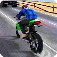 Moto Traffic Race Android thumb