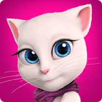 Talking Angela Android thumb