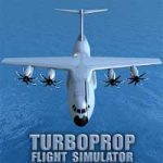 Turboprop Flight Simulator 3D Android thumb