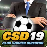 Club Soccer Director 2019 Android thumb
