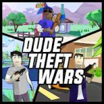 Dude Theft Wars Android thumb