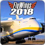 Flight Simulator 2018 FlyWings Android thumb