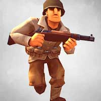 Mighty Army : World War 2 Android thumb