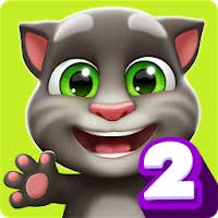 My Talking Tom 2 1.3.4.443 Apk + Mod (Money) for Android