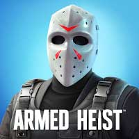 Armed Heist 1.1.19 Apk + Mod (Invincible) + Data for Android