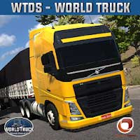 World Truck Driving Simulator 1.079 Apk + Mod (Money) + Data Android