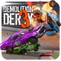Demolition Derby 3 1.0.037 Apk + Mod Money for Android