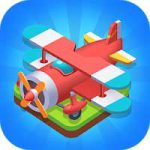 Merge Plane - Click & Idle Tycoon Android thumb