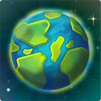 Idle Planet Miner 1.1.6 Apk + Mod Free Shopping for Android