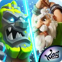 Legend of Solgard 1.9.2 Apk + Mod (Live/Energy/Damage) Android