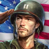 WW2: Strategy Commander Conquer Frontline 2.0.1 Apk + Mod Money