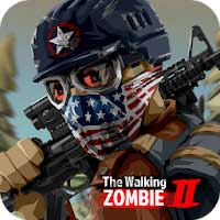 The Walking Zombie 2: Zombie shooter 2.3 Apk + Mod Money Android