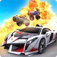 Cars Battle Royal: Overload Android thumb
