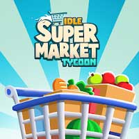 Idle Supermarket Tycoon 1.3 Apk + Mod Coins for Android