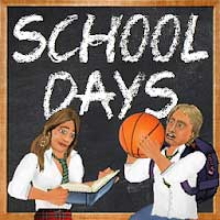 School Days 1.200 Full Apk + Mod Money for Android