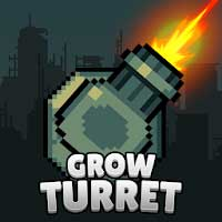 Grow Turret 6.7 Apk + Mod (Free Shopping) for Android