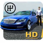 Manual gearbox Car parking Android thumb