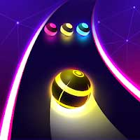 Dancing Road: Color Ball Run Android thumb