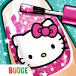 Hello Kitty Nail Salon Android thumb