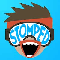 Stomped! Android thumb