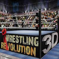 Wrestling Revolution 3D Android thumb
