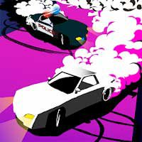 Police Drift Racing Android thumb