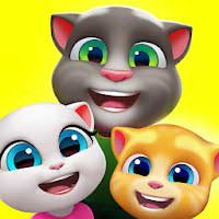 My Talking Tom Friends Android thumb