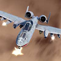 Fighter Pilot HeavyFire MOD Unlimited Money